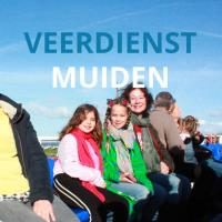 1. Ferry from Muiden day tickets